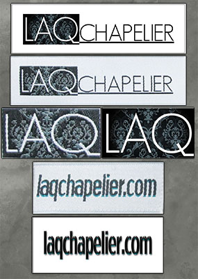 Custom Woven Labels; Fashion Labes
