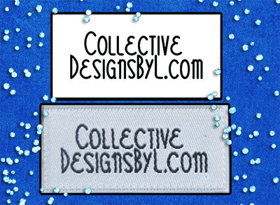 Custom Woven Shirt labels, Designer labels