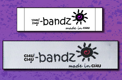 Headband Labels