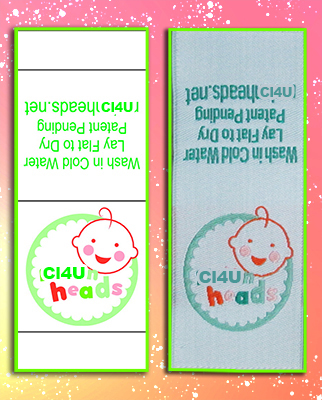 Childrens labels