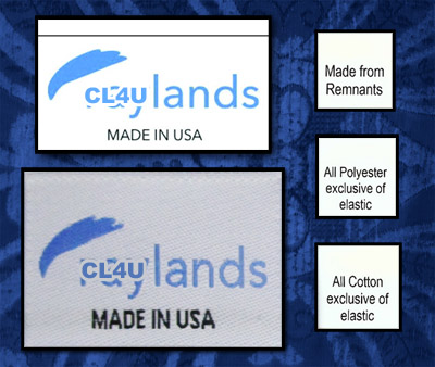 Custom printed labels