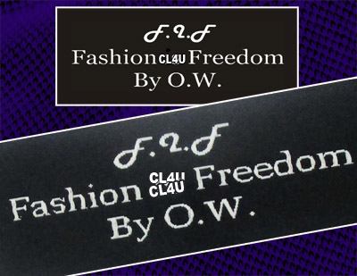 Custom fashion labels