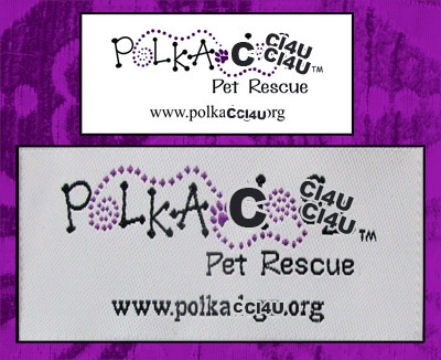 custom pet labels