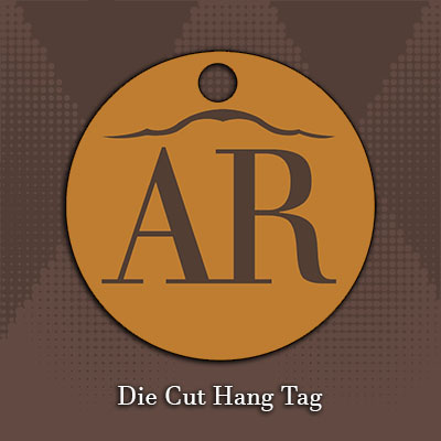 Die Cut Hang Tags Cheap