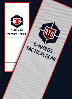 labels for tactical gear