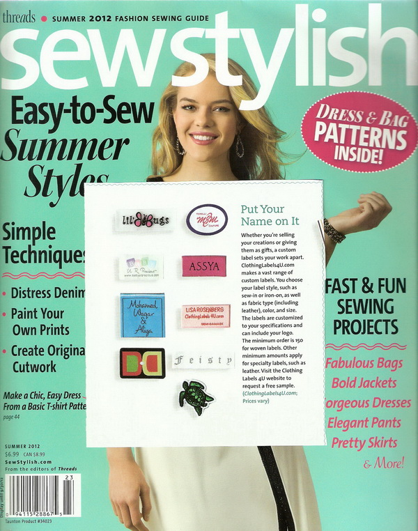 sew stylish article