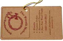 Hang Tags - Clothing Labels 4 U