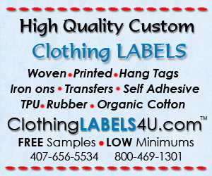 Custom CLothing Labels 4 U