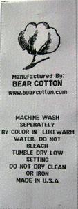 fashion label